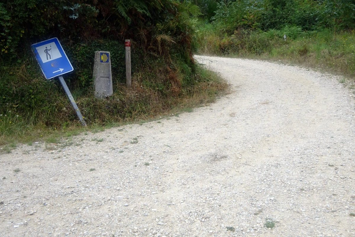 Chemin de Saint-Jacques-de-Compostelle du centre du Portugal