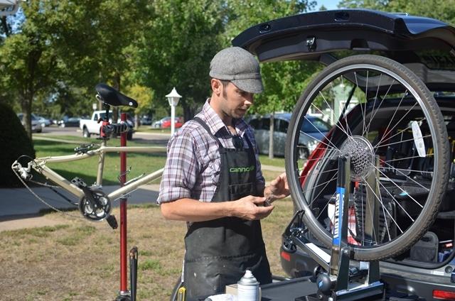 Aluguer de Bicicleta para Santiago
