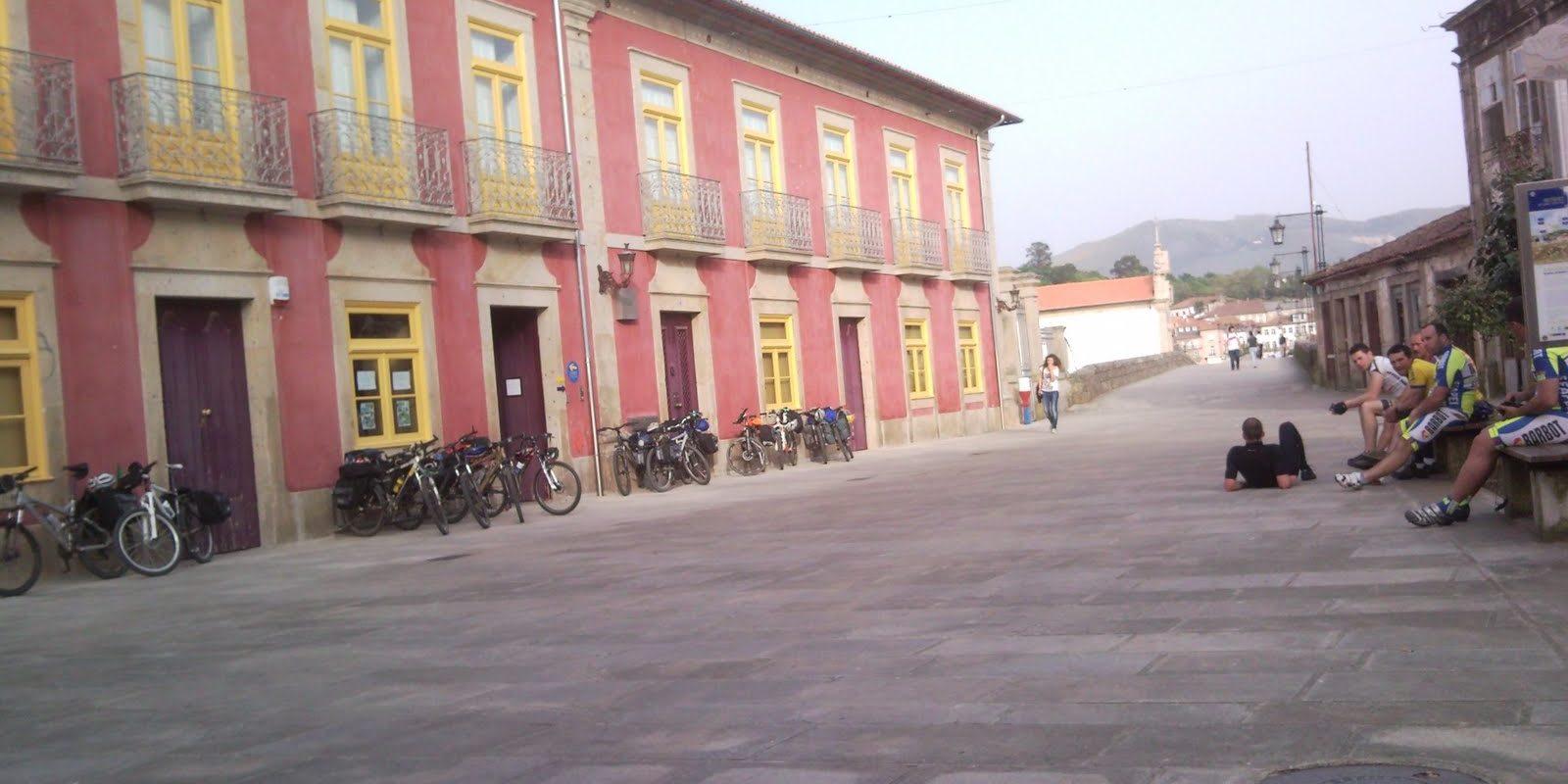Albergue de Peregrinos de Ponte de Lima