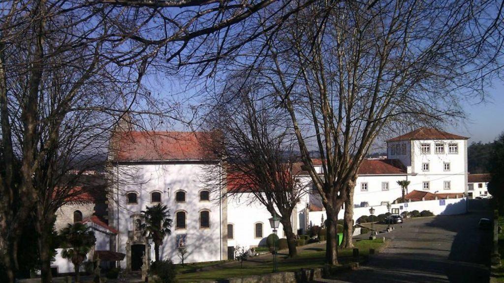 Albergue Peregrinos Mosteiro de Vairão no Caminho de Santiago português