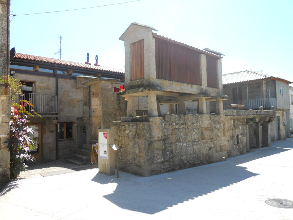 Albergue de peregrinos de Cea no Caminho de Santiago