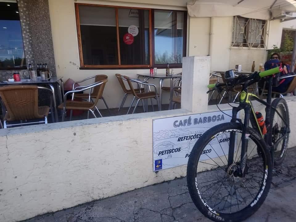 Circuito pelo caminho de Santiago