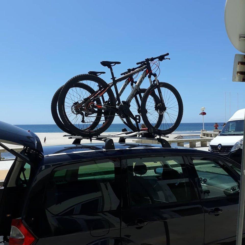 Táxi Bike serviço de transporte de Bicicletas e Ciclistas
