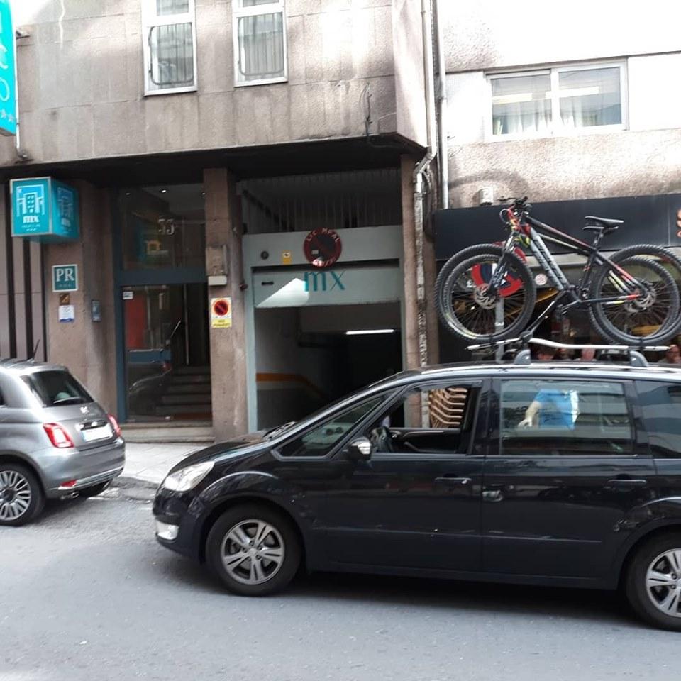 Fahrradverkehr Spanien und Portugal