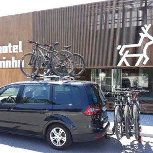 Taxi Fahrradservice für Fahrräder und Radfahrer