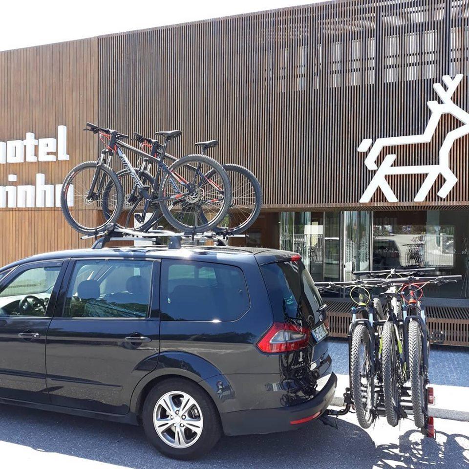 Táxi Bikes Transfere Bicicleta