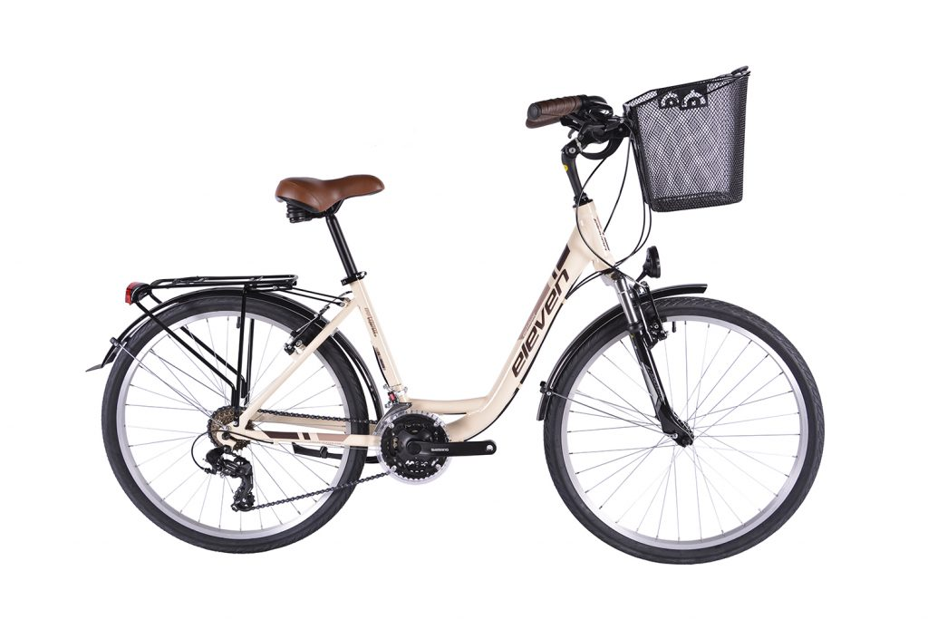 As nossas bicicletas de cidade