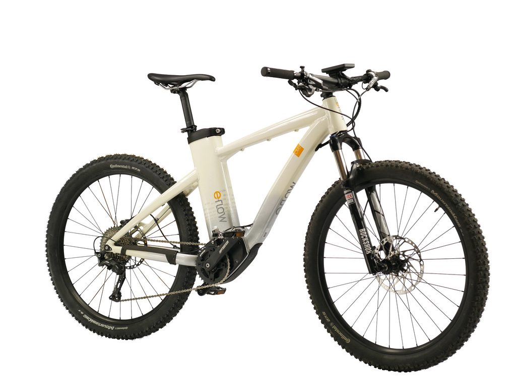 Electric bicycles for rent