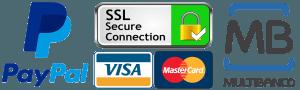 Site seguro com pagamento certificado