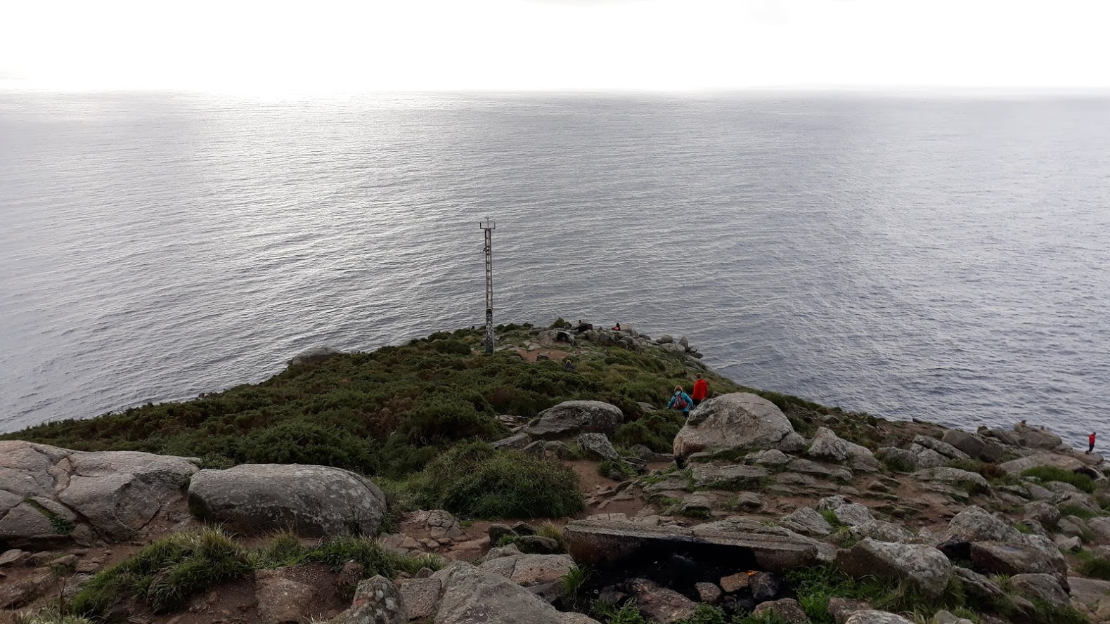 End of the world Finisterre cable