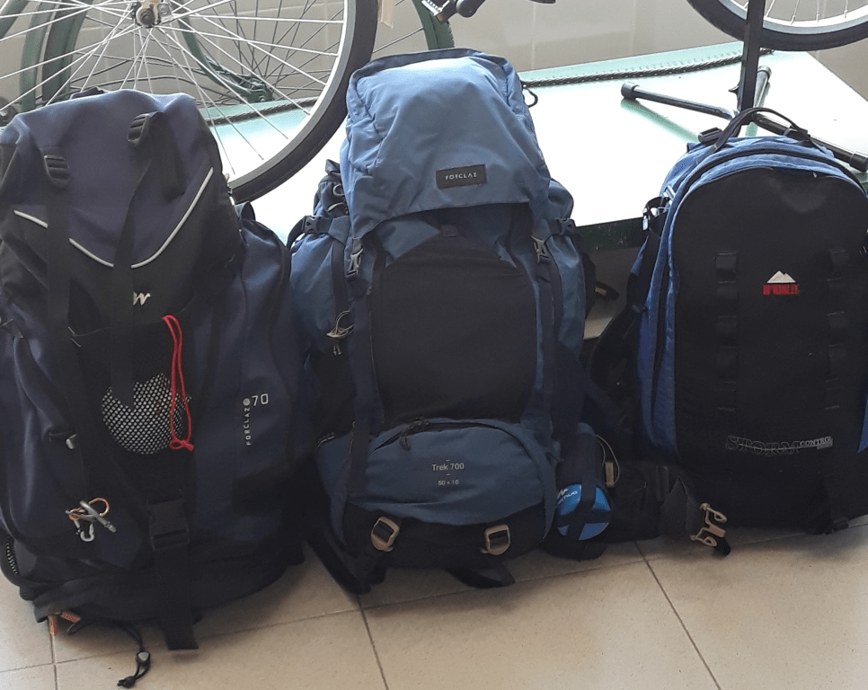 Transport Luggage and Backpacks