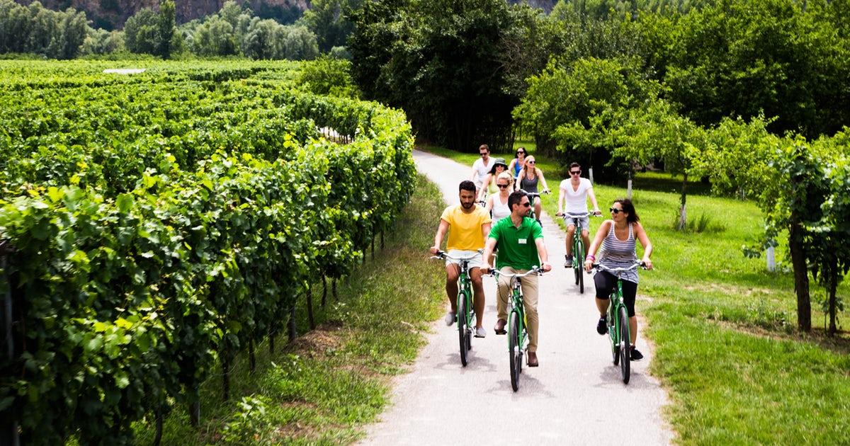Aluguer de bicicletas em Porto e Portugal