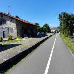 Der Guimarães – Fafe Radweg