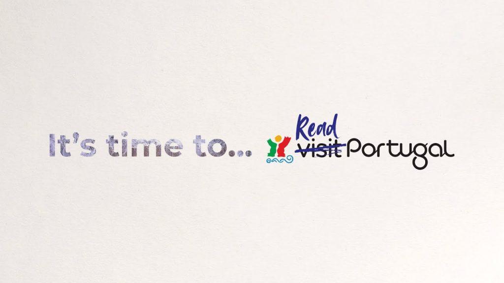 Turismo de Portugal lança campanha Read Portugal