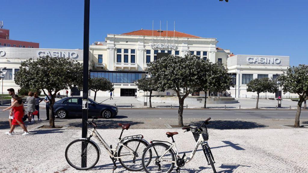 Aluguer profissional de bicicletas