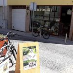 Artesanali's with Bicycle rental in Póvoa de Varzim