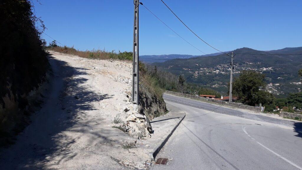 Ecovia do Vouga com inicio em Oliveira de Frades
